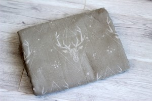GEO DEER ANTIQUE SILVER 5.2m + LULLABY TOUCH OF EARTH 4.6m